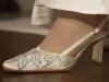 opgewerkte schoentjes